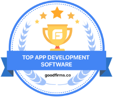 award top app development software