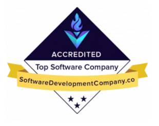 award accredited top software company