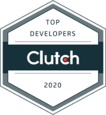 award clutch top developers 2020
