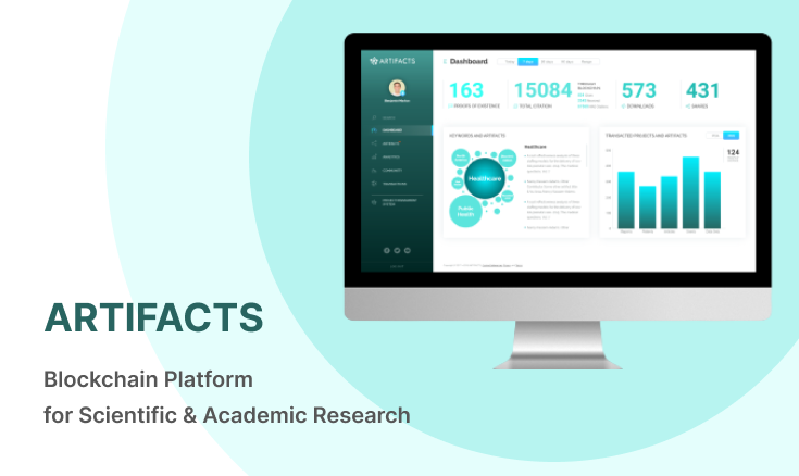 ARTiFACTS – A Blockchain Platform for Scientific & Academic Research
