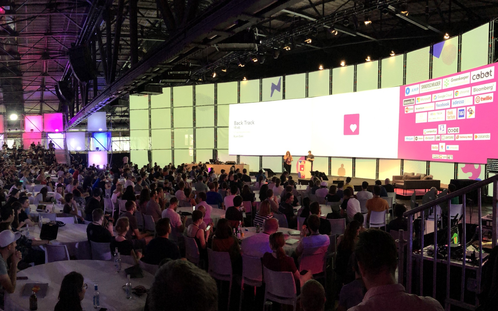 How NIX experts were at JSConf EU 2019