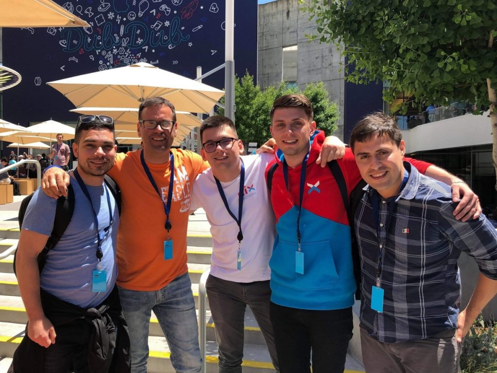 NIX at WWDC 2019 in San Jose