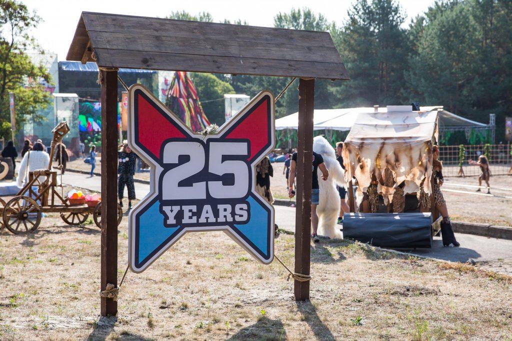 Celebrating of the NIX 25 Birthday Party