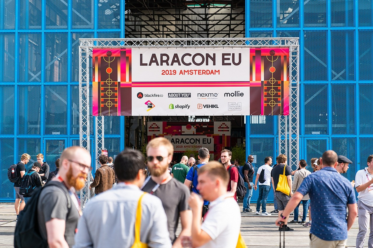 How NIX experts visited Laracon EU Amsterdam Conference 2019