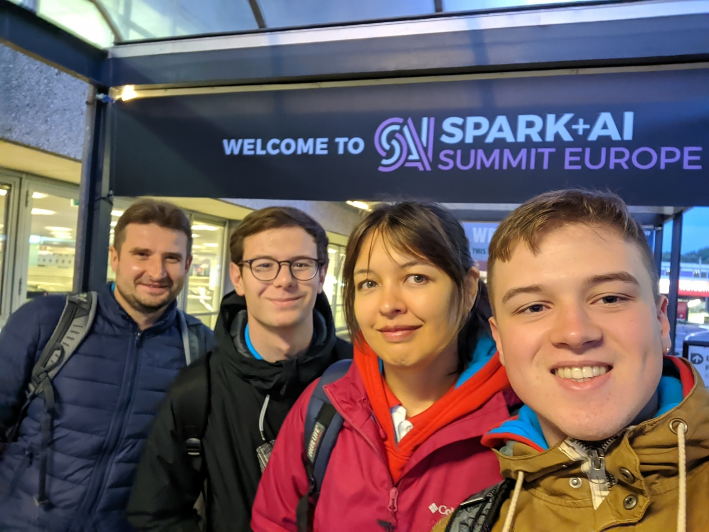NIX Java & Python Departments at Spark + AI Summit