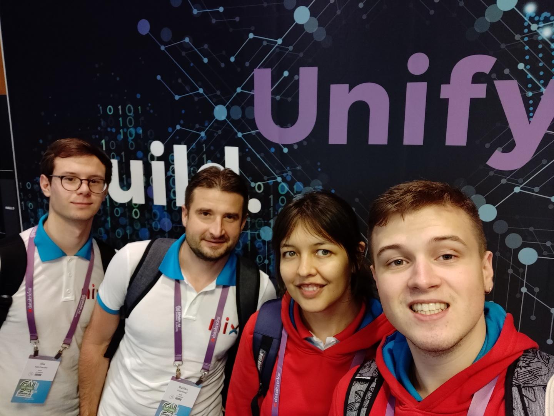 NIX Java & Python Departments at Spark + AI Summit