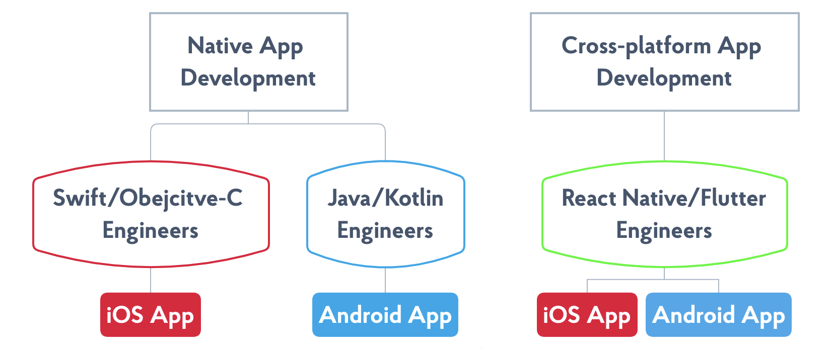 Native vs Cross-Platform App Development