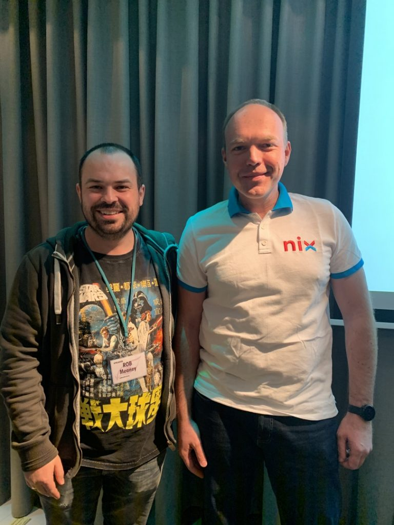 NIX attended ETC 2020 in Amsterdam