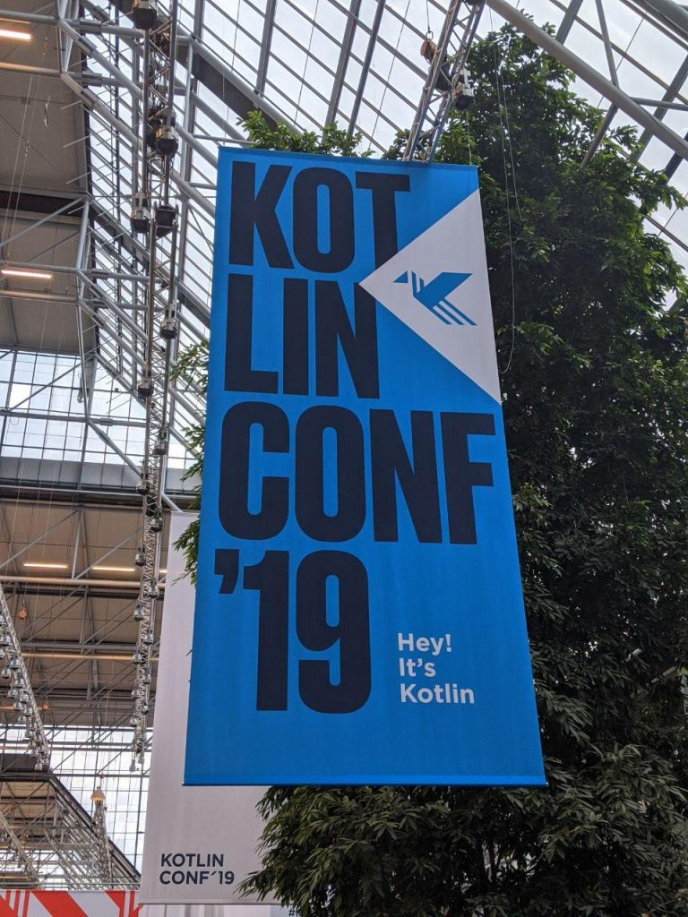 NIX Android team at KotlinConf 2019