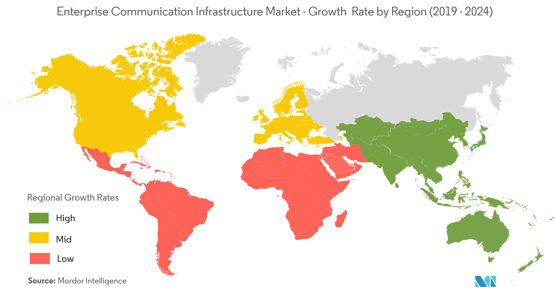 Enterprise Communications — Suddenly Exciting Future
