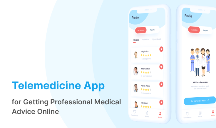 Telemedicine App – a Comprehensive Solution for Medical Services