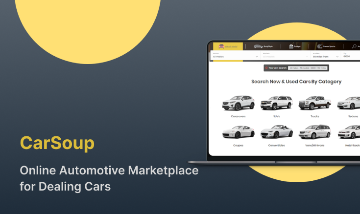 CarSoup – The Marketplace to Buy Or Sell Vehicles