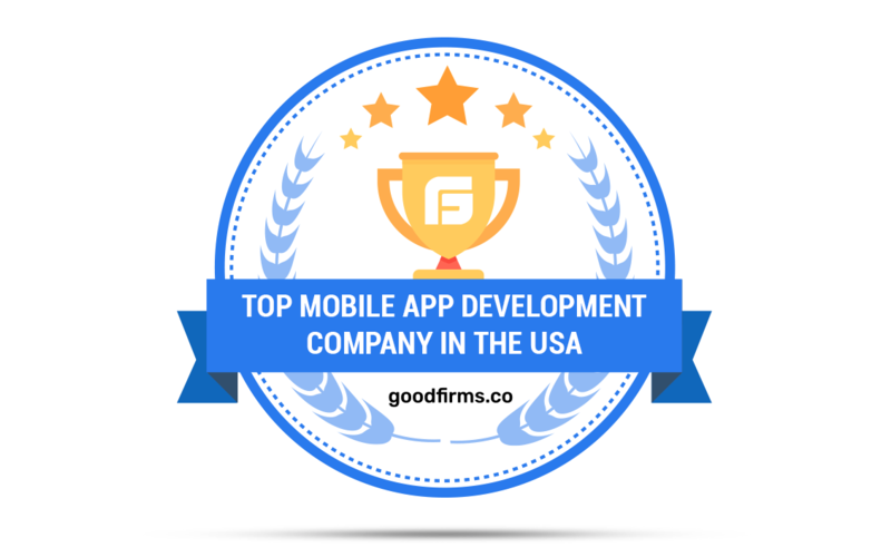 NIX amongst the Top Mobile App Service Providers at GoodFirms