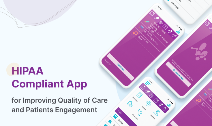 HIPAA Compliant Application For Enhancing Patient Retention