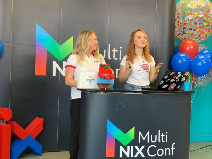 NIX MultiConf #4, a largest tech conference in Eastern Europe