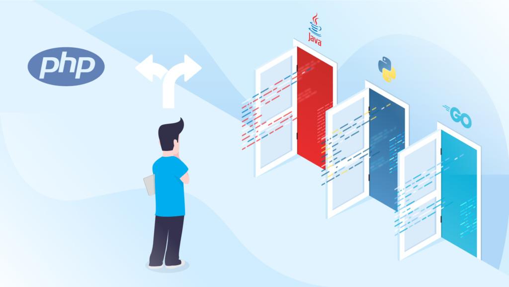Top PHP alternatives: JS, Python, Ruby, Golang, Java, C# — NIX Expertise