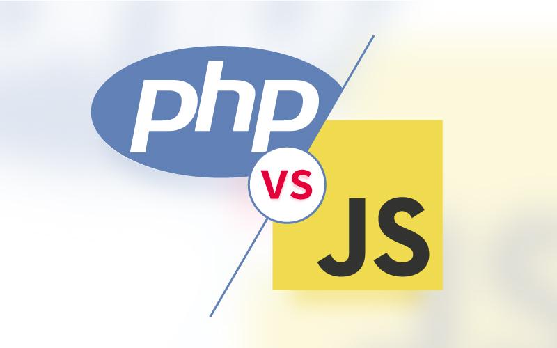 php vs javascript comparison