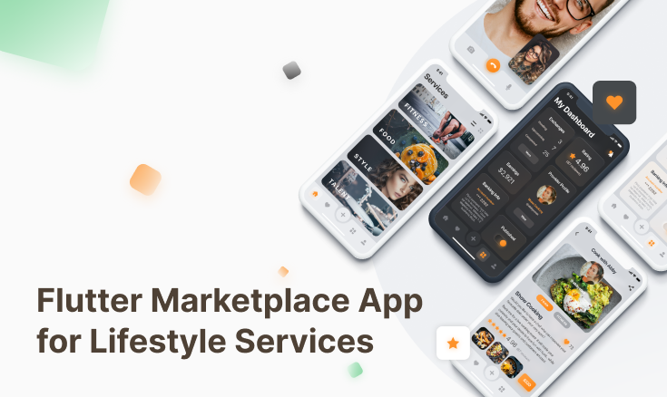 Mobile Marketplace App for Lifestyle Services