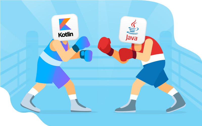 Kotlin Vs. Java for Android and backend development